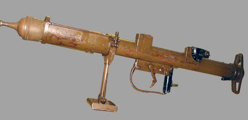 Personal Anti-Tank Weapon (PIAT)