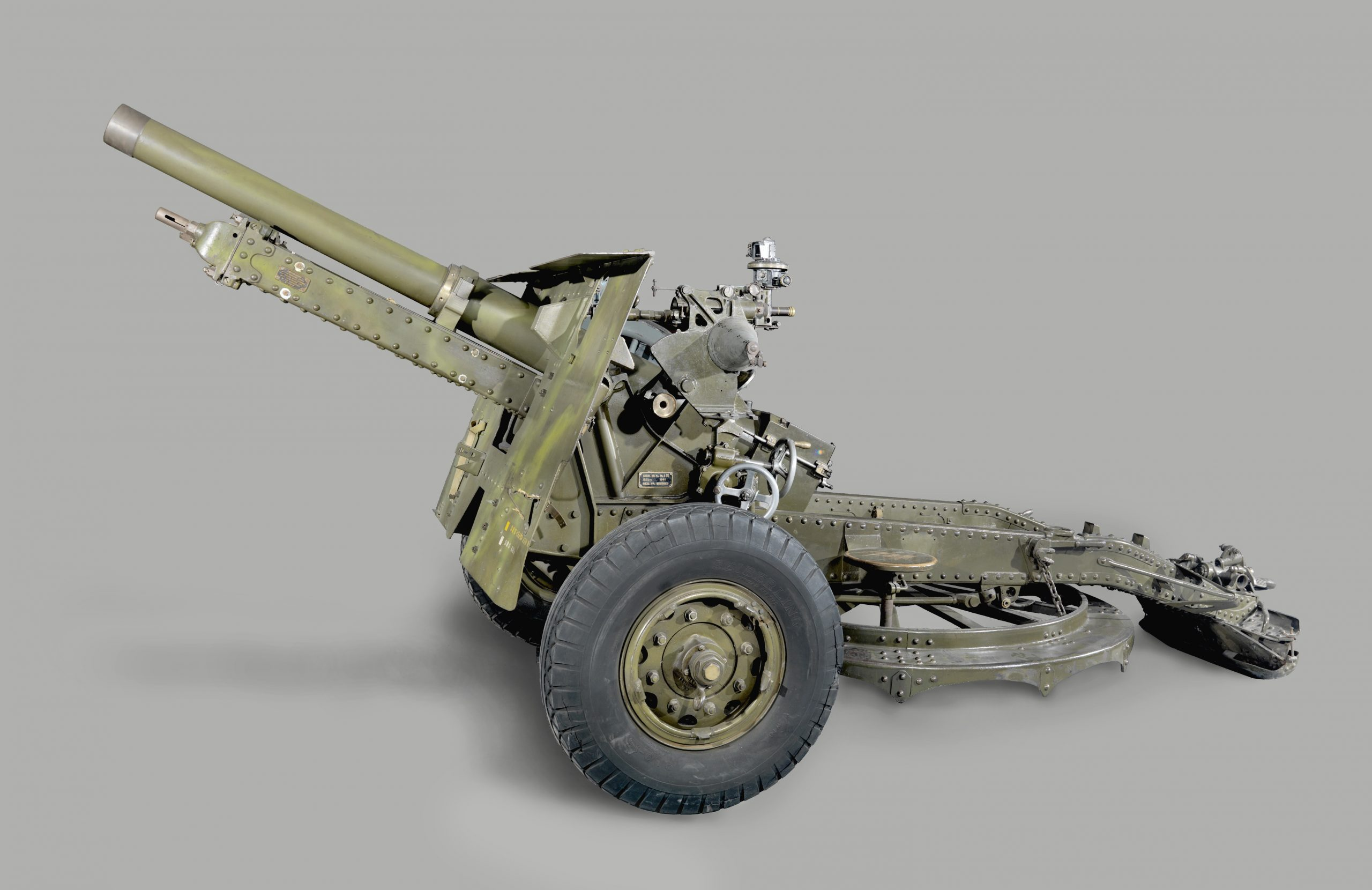 Field howitzer model