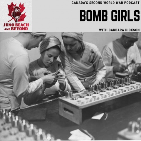 Podcast about Bomb Girls