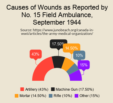 Infographic of Wounds