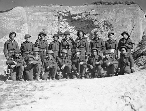 Photo of Commando Unit