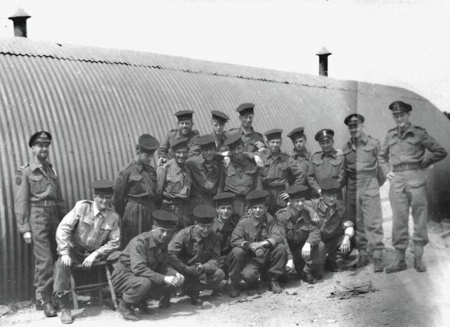 Photo of W Commando Unit