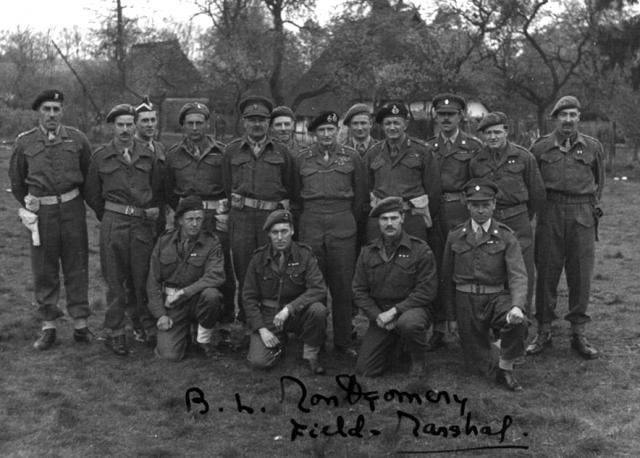 Photo of Roland Reid and Montgomery.